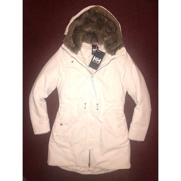 5055fa0691165 Helly Hansen Jackets & Coats | Luna Parka Womens Xs Org 420 | Poshmark